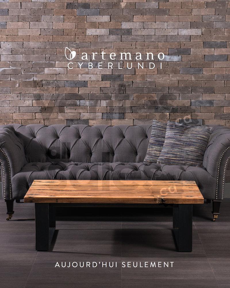 sp ciaux cyberlundi chez artemano. Black Bedroom Furniture Sets. Home Design Ideas