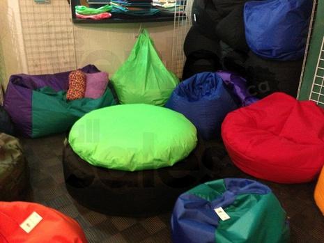 Vente entrep t poufs g ants et beanbags for Entrepot pour meuble montreal