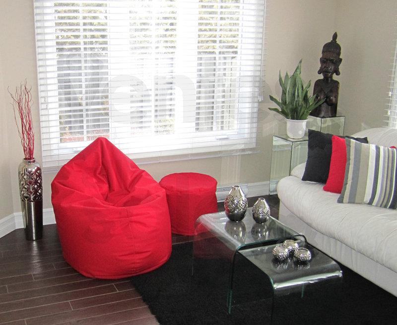 Vente poufs beanbags prix d 39 entrep t for Entrepot de meuble montreal
