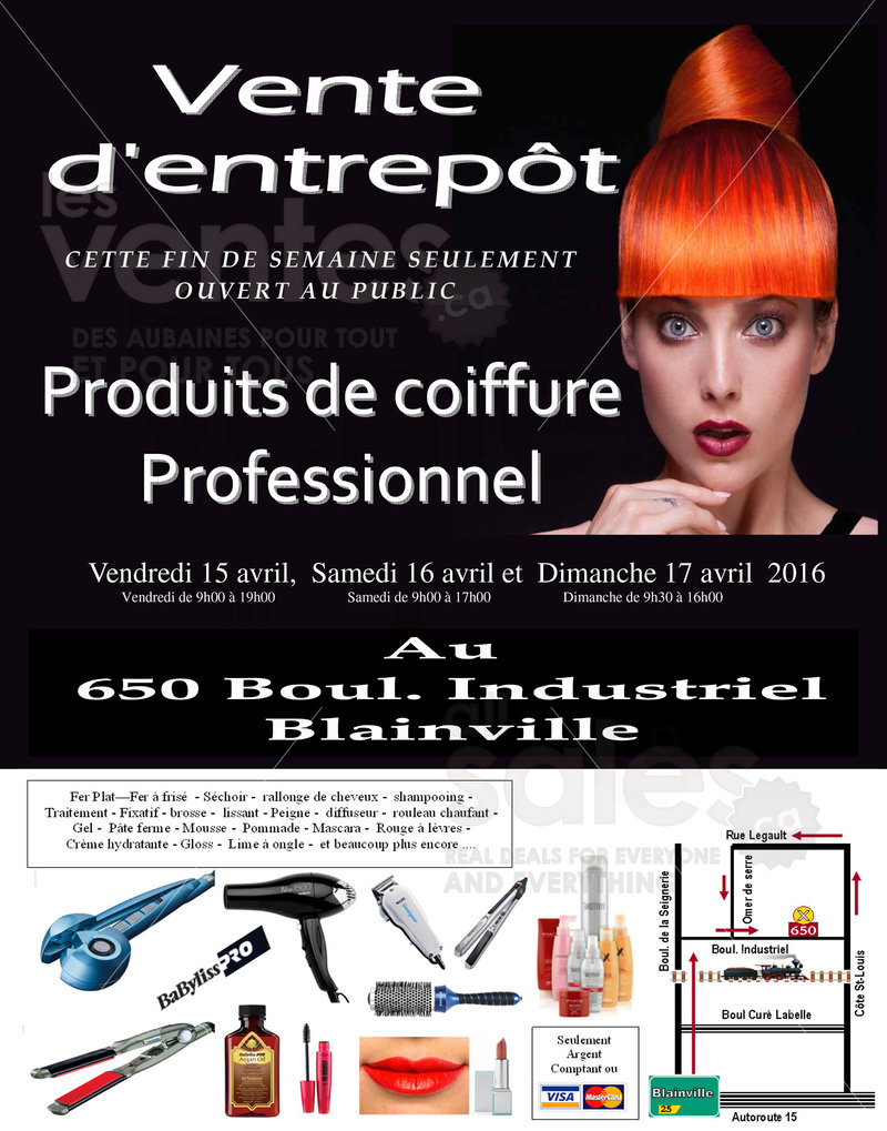 Manucure blainville for Salon de coiffure blainville
