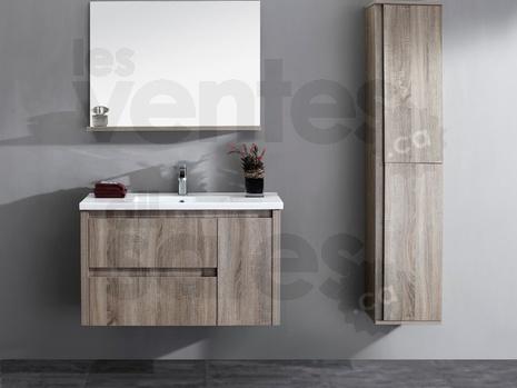 Salle de bain et meubles de patios 70 - Meuble lavabo liquidation ...