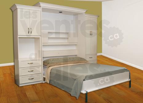 lit mural partir de 699 r g 999. Black Bedroom Furniture Sets. Home Design Ideas