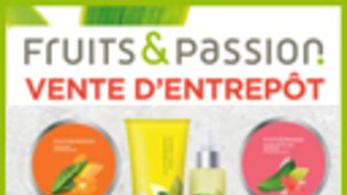 Vente d entrep t fruits passion 80 for Papeterie brossard