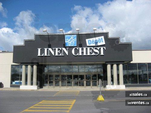 Linen chest d p t rabais jusqu 80 for Centre liquidation electromenager laval
