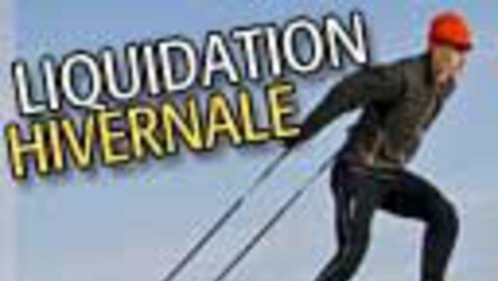 Plein air entrep t liquidation 50 et for Liquidation entrepot