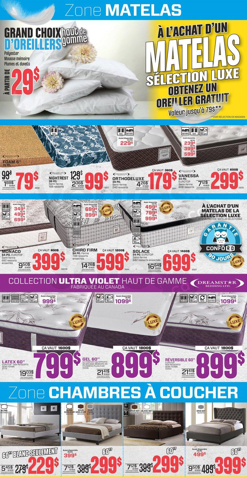 Cours de cuisine rive sud tuango 30 pour 60 applicables for Liquidation de meuble rive sud