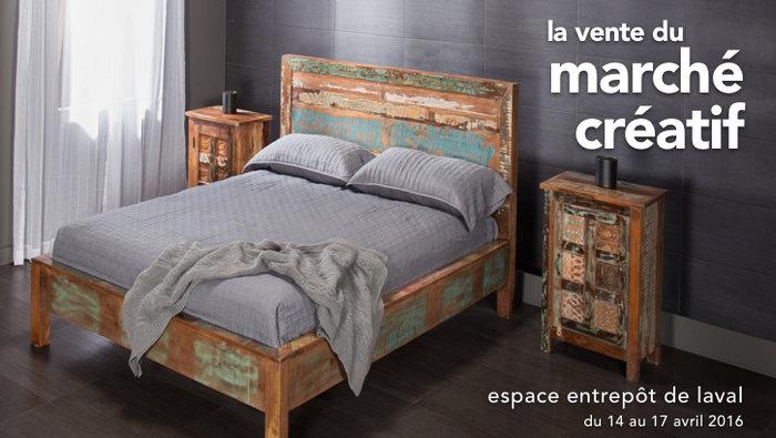 Vente d 39 entrep t artemano laval for Entrepot du meuble montreal