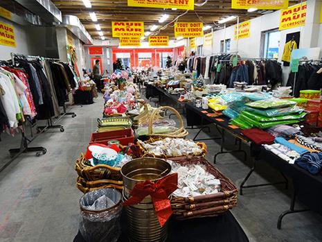 Vente de faillite vêtements, etc. | lesventes.ca