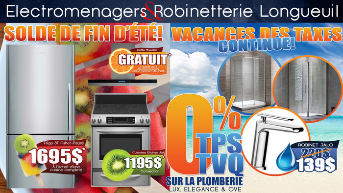 Solde d 39 t lectrom nagers robinetterie - Robinet cuisine solde ...
