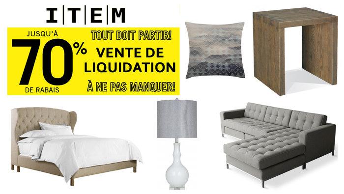 Liquidation avirex ecko kream 9 99 for Centre de liquidation de meubles montreal