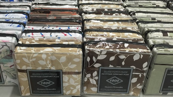 Draps de lit 22 grande vente literie for Vente lit montreal