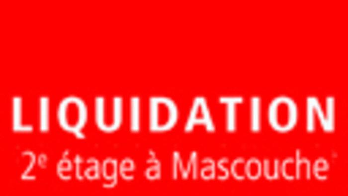 Grande vente de liquidation 19 99 et - Vente de liquidation ...