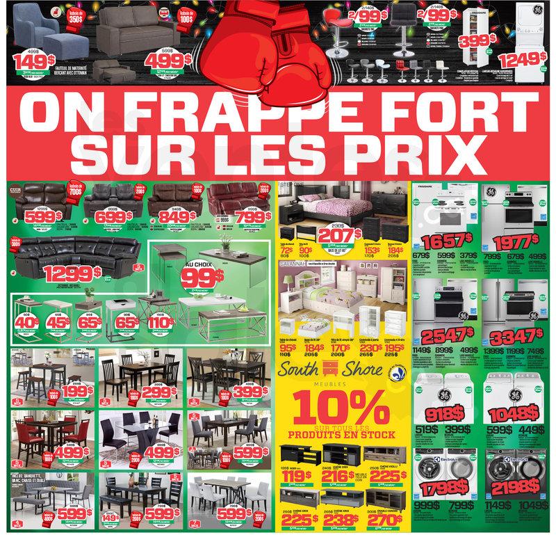 Liquidation des f tes sofas et mobilier for Liquidation matelas rive sud