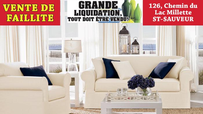 Liquidation meubles et d coration 40 for Centre de liquidation meubles montreal