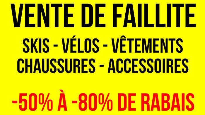 Québec: Vente faillite équipement sport   lesventes.ca