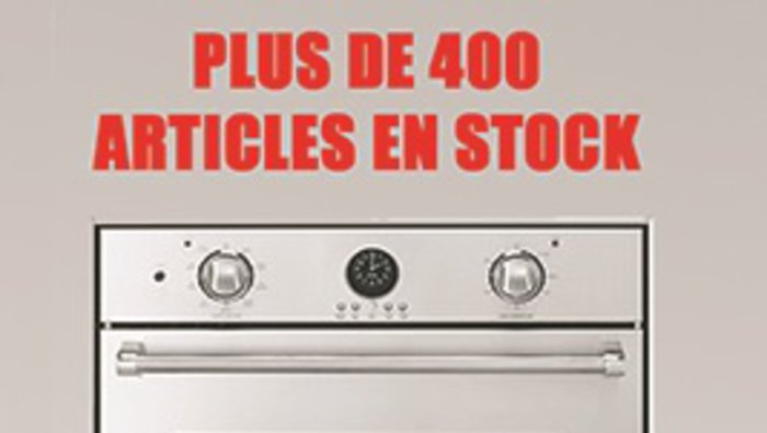 M ga solde d 39 lectrom nagers for Liquidation electromenager lanaudiere