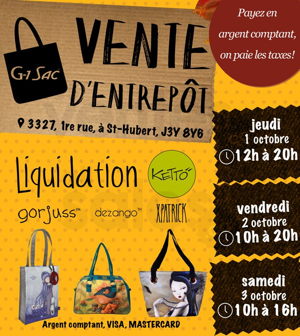 Vente d entrep t liquidation kett for Entrepot liquidation