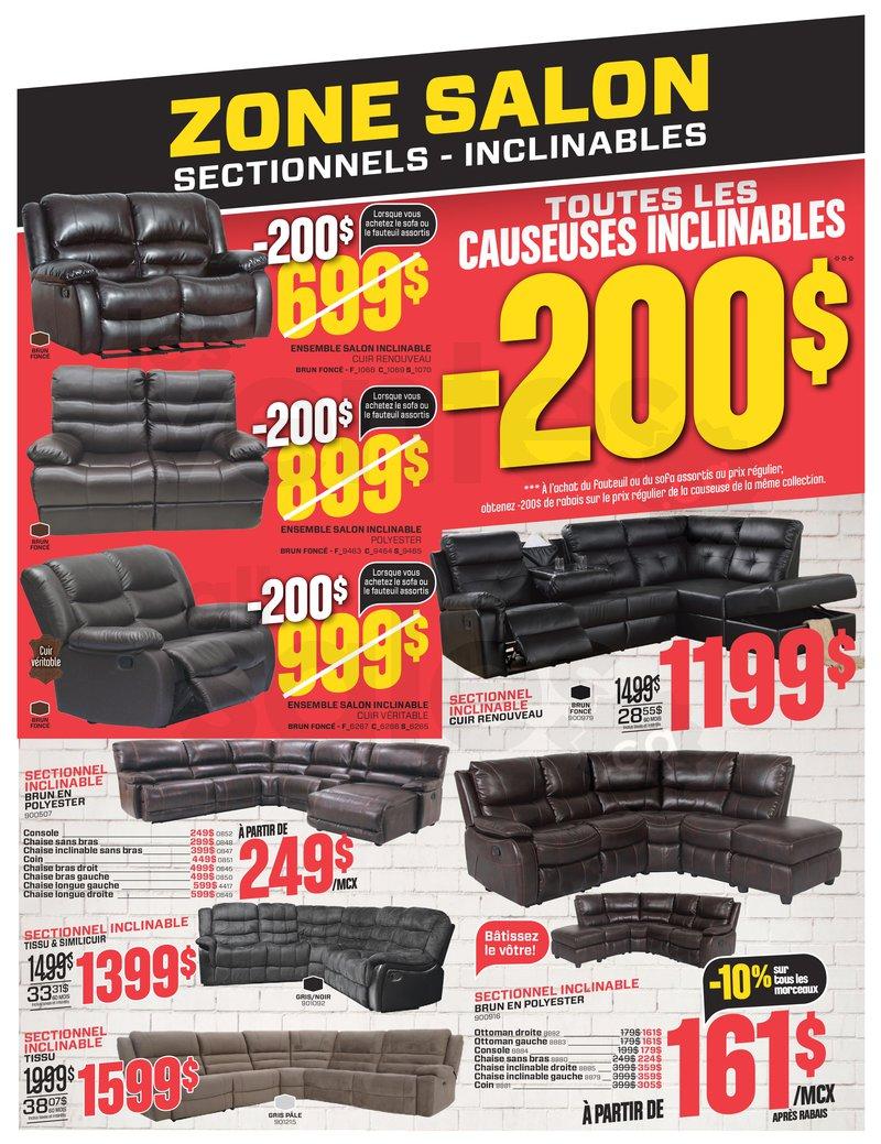 Surplus rd meubles en liquidation for Club piscine taschereau